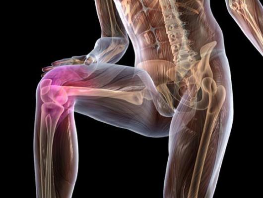 hurting knee